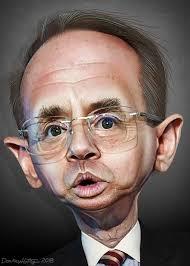 MR. PRESIDENT…ROD ROSENSTEIN CANNOT BE TRUSTED!
