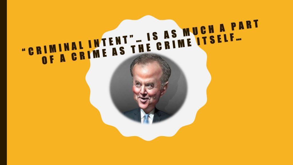 """CRIMINAL INTENT""…"