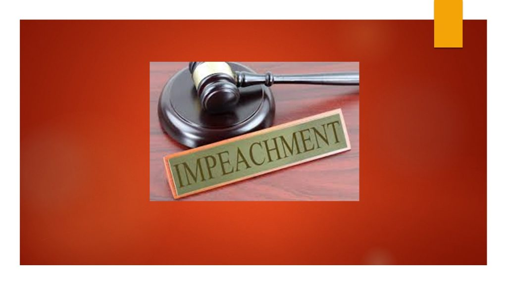 "THIS ""IMPEACHMENT"" IS NOT AN IMPEACHMENT…"