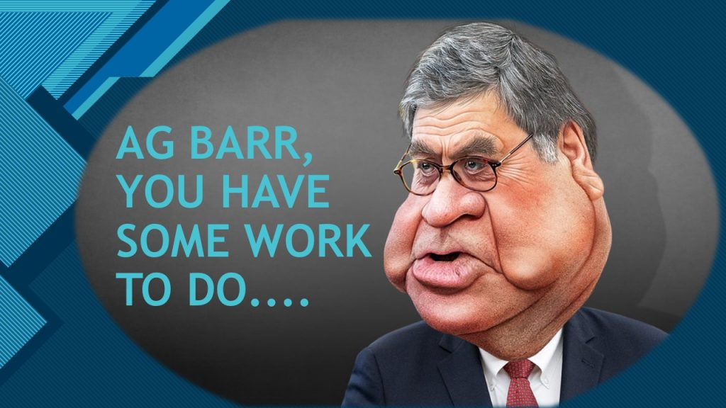 AG BARR, YOU HAVE SOME WORK TO DO….