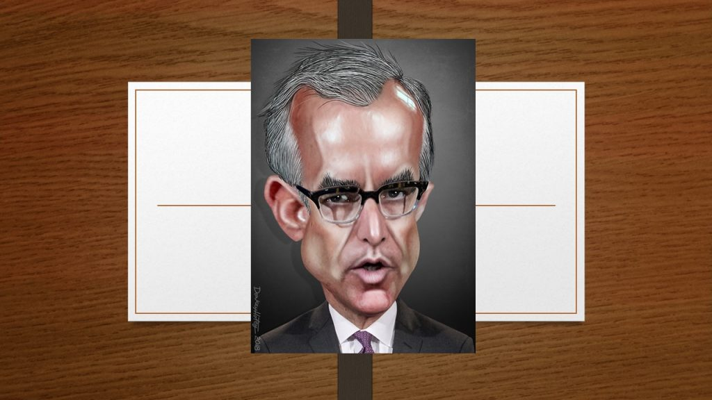 FBI ANDY MCCABE; US ATTORNEY DECLINED …IS SALLY YATES BACK?